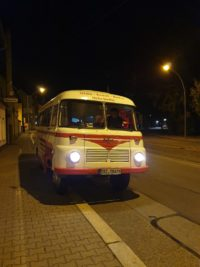 Oldie Event Bus 22